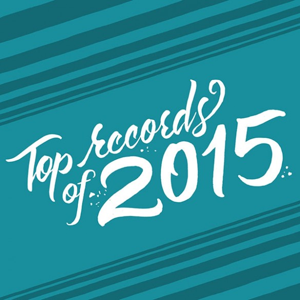 Top Records of 2015